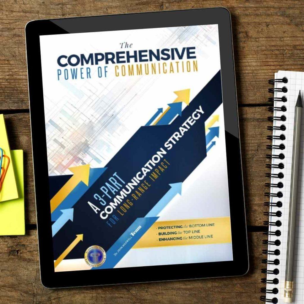 Communication Ebook - John Maxwell